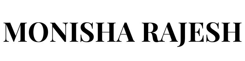 Monisha Rajesh